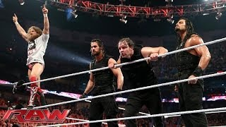 Download Daniel Bryan vs. Triple H - WWE World Heavyweight Championship Match: Raw, April 7, 2014 Mp3 and Videos