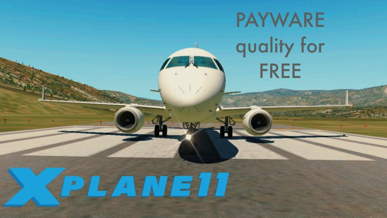 free airplanes for x plane 11