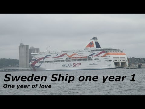 SWEDEN SHIP 1 YEAR!