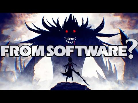 Possibly A NEW Fromsoftware Game?....Probably Not -