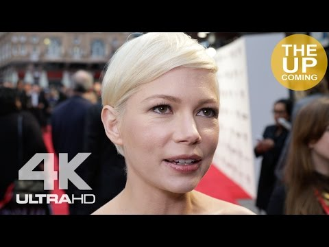 Manchester by the Sea premiere: Michelle Williams interview on Casey Affleck, Kenneth Lonergan