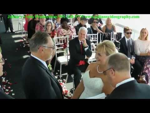 LEONARD & LINDA'S YACHT WEDDING 2014