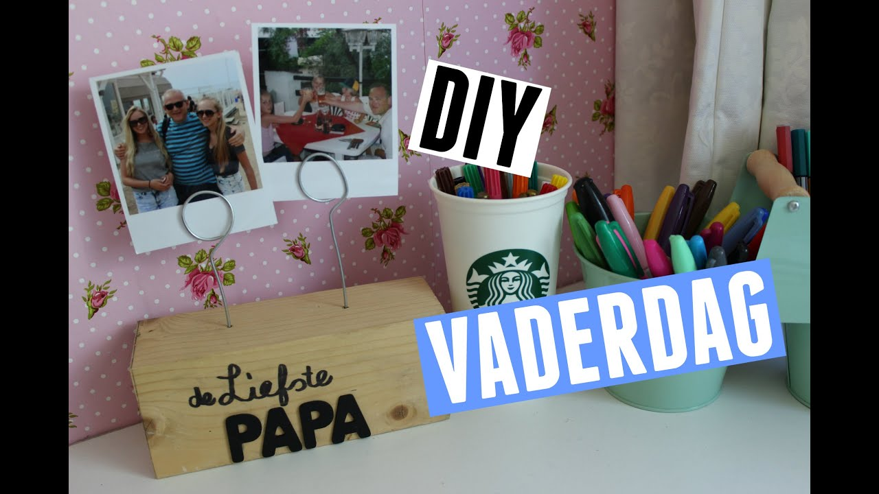 hoe maak je een vaderdag cadeau diy madebynoelle youtube. Black Bedroom Furniture Sets. Home Design Ideas