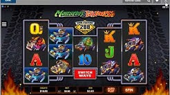 Monster Wheels & Emoticoins Online Casino Video Slot Machine Live Play