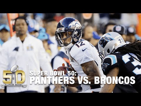 Andre Caldwell Makes HUGE Catch & Dabs! | Panthers vs. Broncos | NFL