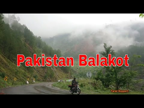 Traveling Pakistan Between Balakot & Mansehra KPK  Road Trip