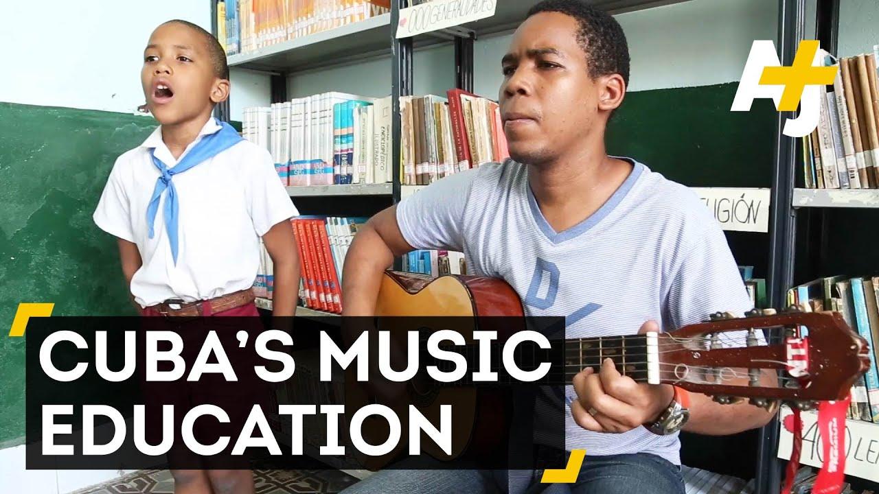 La música en la educación cubana