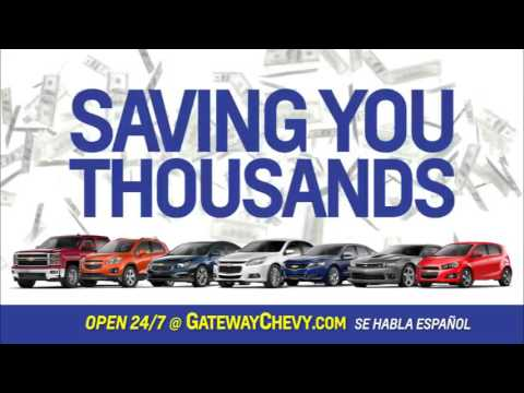 Gateway Chevy Tent Event Extended!  sc 1 st  YouTube & Gateway Chevy Tent Event Extended! - YouTube