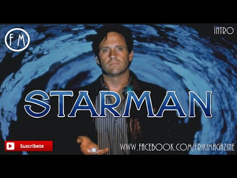 Starman - Intro serie tv (1986) - YouTube