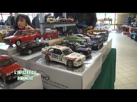 Bourse d'échange de voitures miniatures de Coulaines 2015