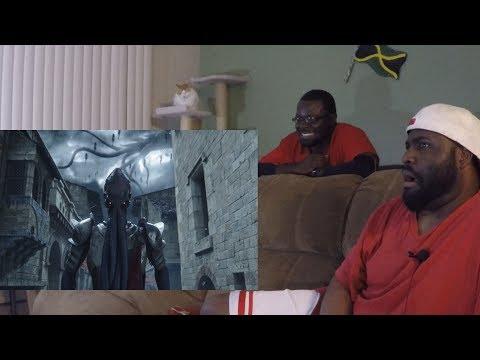 BALDUR'S GATE III Trailer JamSnugg Reaction |