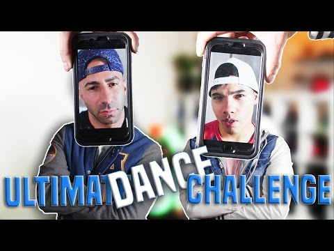 Ultimate Dance Challenge: FOUSEYTUBE