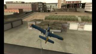 GTA San Andreas stunt movie (West Coast Poplock)