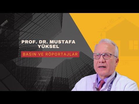 Prof.Dr.Mustafa Yüksel TRT Haber röportajı 26.12.2016