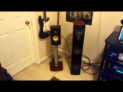 *SOLD* PSB Imagine B bookshelf speakers Mint Mcintosh ma6300 Mcintosh c2200 Mcintosh MR-88 FOR SALE