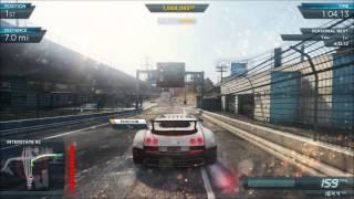 [NFS Most Wanted 2] Final race : Bugatti Veyron vs Koenigsegg Agera R