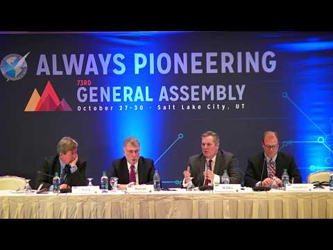 IAPA/SIP 73rd General Assembly - Interview With Martin Baron, Editor of the Washington Post