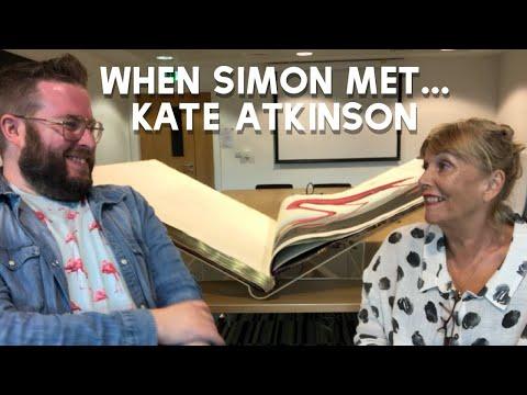 When Simon Met Kate Atkinson | October 2018