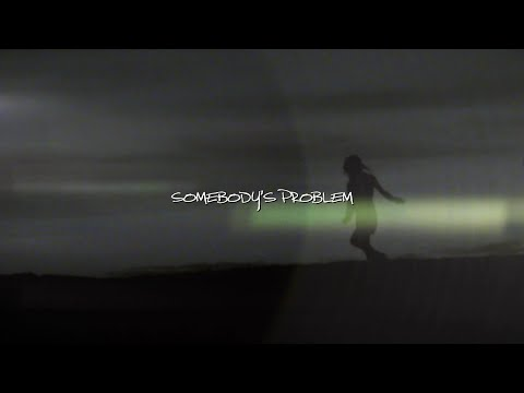 Morgan Wallen - Somebody's Problem (Official Lyric Video)