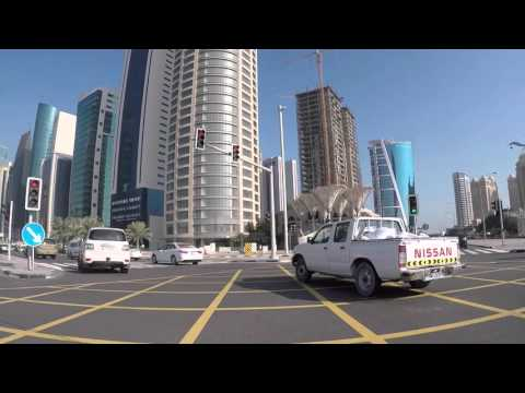 Qatar Doha Centre ville, Gopro / Qatar Doha City center, Gopro