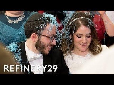 My Daughters Wedding ( filmed by Refinery29) Rivka Malka ...