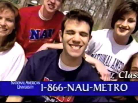 National American University Commercial 2003