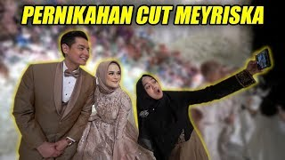 Cover images HAPPY WEDDING CUT MEYRISKA! Mewah Banget😍