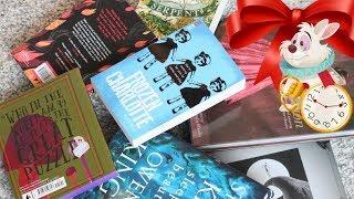 Книжные покупки и Подарки ❄ЯНВАРЬ 2018❄