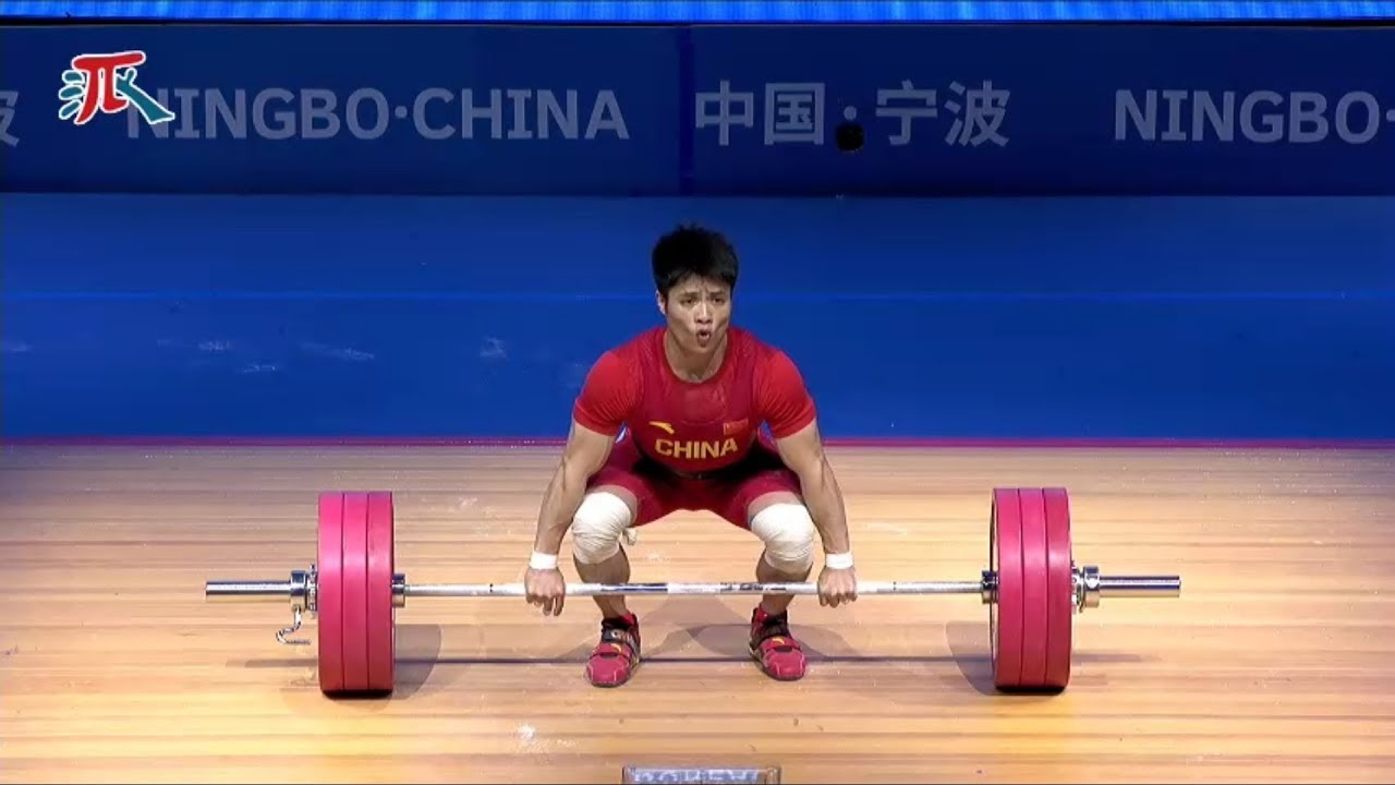 Asian Weightlifting Championships 2019 Men S 61 Kg Youtube
