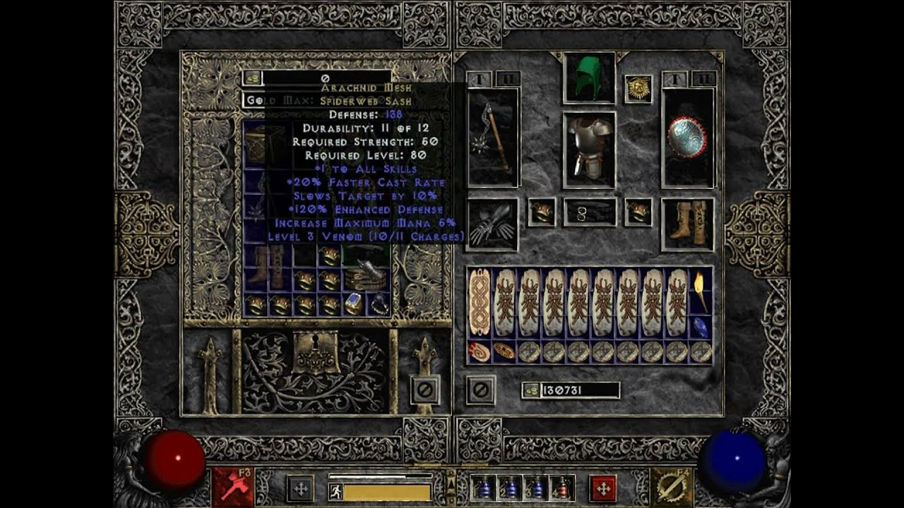 Hammerdin Build Diablo