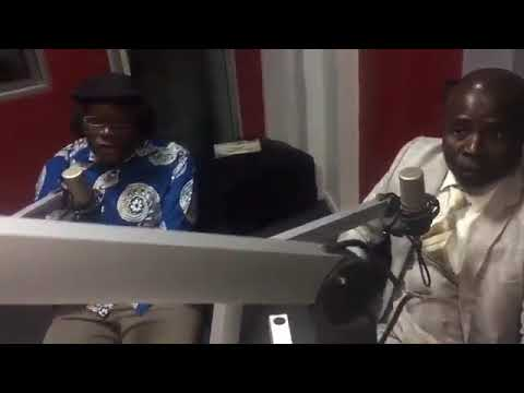Explosive moment on ZiFM Stereo between Biti and Mutashu