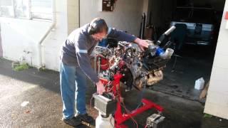 FreeEMS engine #32, V8, quad-cam, 32 valve, Lexus 1UZ-FE on a stick!