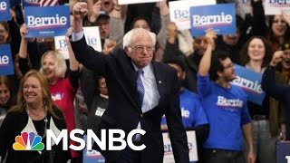 Bernie Sanders After NH Primary Win: Dems Will Unite To Beat Trump | The 11th Hour | MSNBC