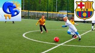 5# Старший брат делает финты забивает голы как Месси los mejores fintas y goles como Messi y Ronaldo