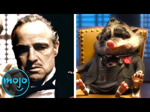 Top 10 Most Parodied Movie Characters
