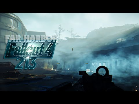 FALLOUT 4 [213] - FAR HARBOR: Das VAULT-HOTEL
