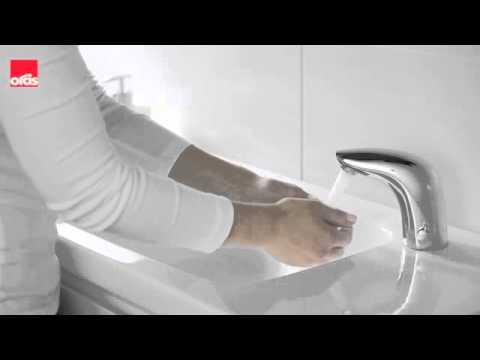 Ubrugte Oras Electra - 6150F washbasin faucet - YouTube HA-07