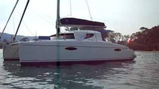 Catamaran Mahé 36 N'GoRé