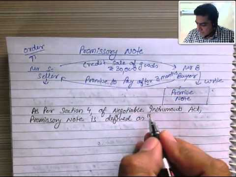 Introduction to Bills of Exchange15.1 (T S Grewal)