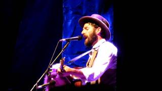 Ray LaMontagne 8-28-11: Blue Canadian Rockies