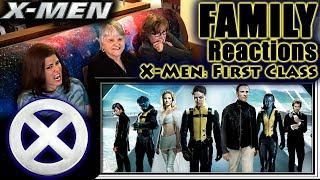 X-Men: First Class | FAMILY Reactions