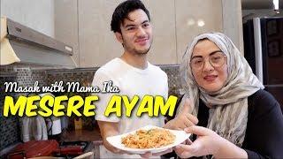 Masak with Mama Ika Mesere Ayam (Ayam Suwir Bali)