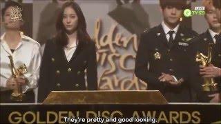 Video [ENG SUB] 160121 BTS (방탄소년단) Bonsang Award at Golden Disk Awards download MP3, 3GP, MP4, WEBM, AVI, FLV Oktober 2017