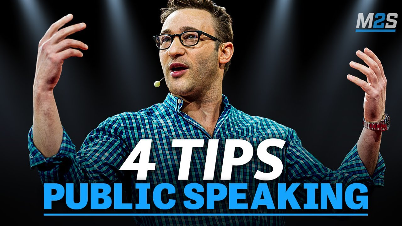 4 Tips to Improve Your Public Speaking