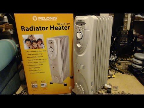Easy Oil Filled Electric Heater Repair Amp Wiring Diagram