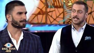 Salman INSULTS Ranveer Singh For Stealing Bajirao Mastani From Him