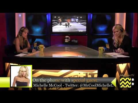"Tough Enough After Show w/ Candice Michelle and Michelle McCool ""Running with Wolves"" 
