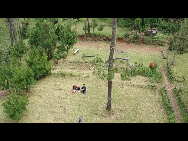 Wana Wisata Pasir Ipis, Lembang | DJI Spark | Gitup Git 2 Pro