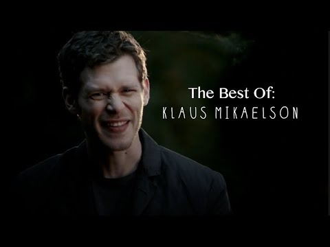 The Best of: Klaus Mikaelson