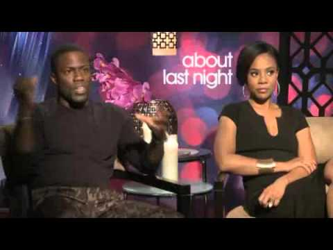 Kevin Hart interview   'About Last Night' actor talks about off screen chemistry with Regina Hall